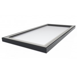 Sunlux flat roof window fixed 100cm x 200cm